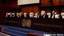 Internationaler Strafgerichtshof in Den Haag | Prozess Kulbhushan Jadhav