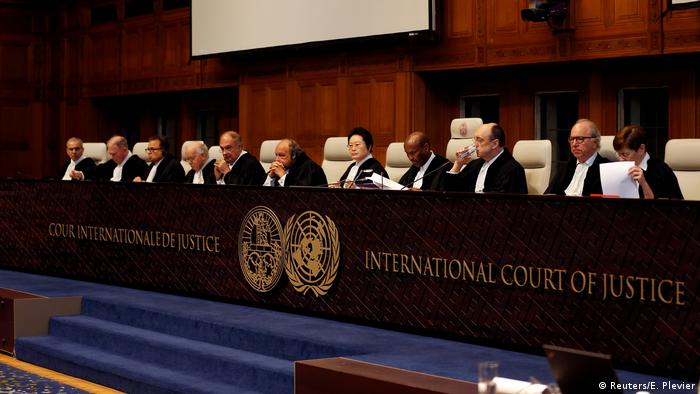 The ICJ panel asked Pakistan to review Jadhav's death sentence