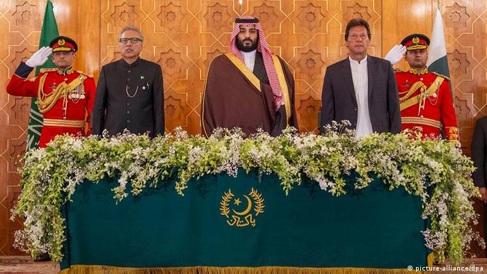 Saudi Arabia diplomacy limited by relationship with Islamabad
