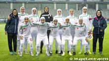 Iranische Fußballnationalmannschaft der Frauen