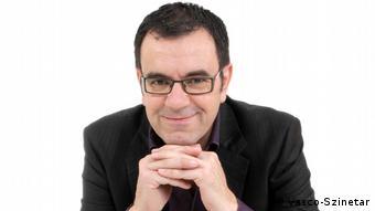 Laureano Márquez, Politologe und TV-Moderator aus Venezuela