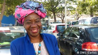 Luzia Moniz angolanische Soziologin