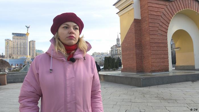 Ukraine Olesja Zhukowska