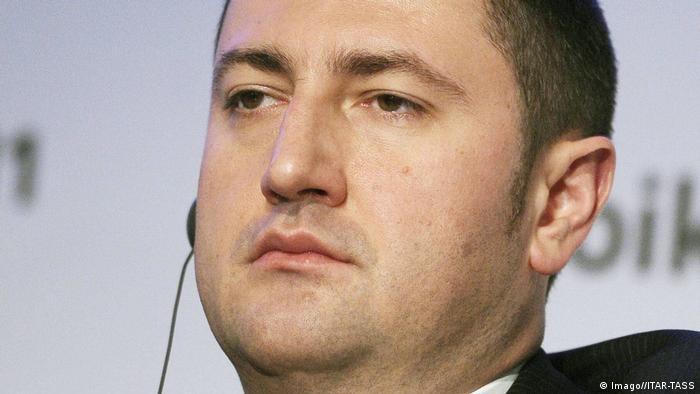 Олег Бахматюк нині перебуває у Відні