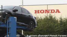 UK Honda-Werk in Swindon
