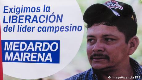 Nicaragua Poster Medardo Mairena