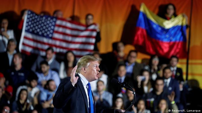 Intervención de Estados Unidos en Venezuela, ¿realmente una opción ...
