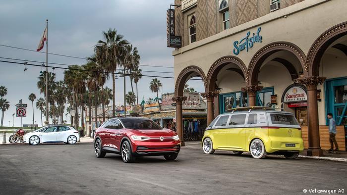 Volkswagen E-Autos