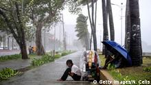 Philippinen Taifun Yutu