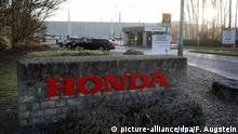 Honda Werk in Swindon England (picture-alliance/dpa/F. Augstein)