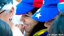 Venezuela Weltjugendtag in Caracas