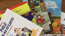 Bücher auf Kroatisch