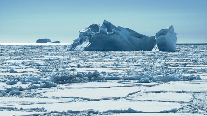Neumayer-Station III in Antarctica