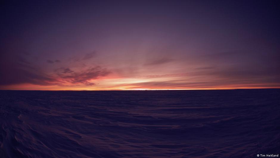 Neumayer-Station III Antarktis