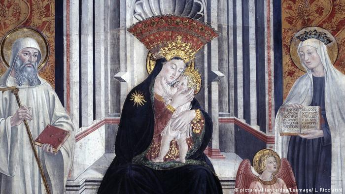 Francesca Romana | 1384-1440 (picture-alliance/dpa/Leemage/ L. Ricciarini)