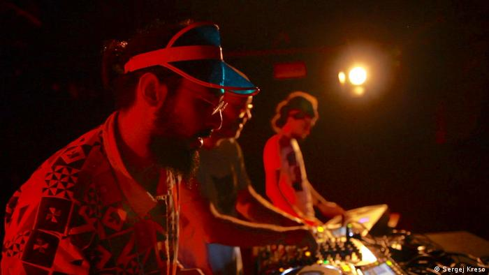 Rafi Gazani and Uros Petkovic DJs (Sergej Kreso)