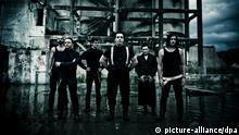 Rammstein mit Best-of-Album auf Platz eins