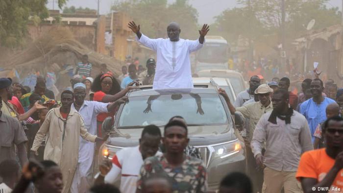 Idrissa Seck took 20.50 percent of the vote