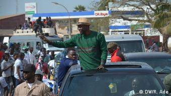 Ousmane Sonko (photo) est accusé de viol et menace de mort par Adji Sarr
