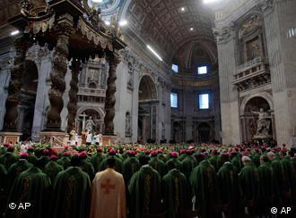Le synode des évêques africains au Vatican