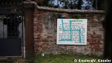 Frankreich Elsass Grabschändung auf jüdischem Friedhof in Quatzenheim