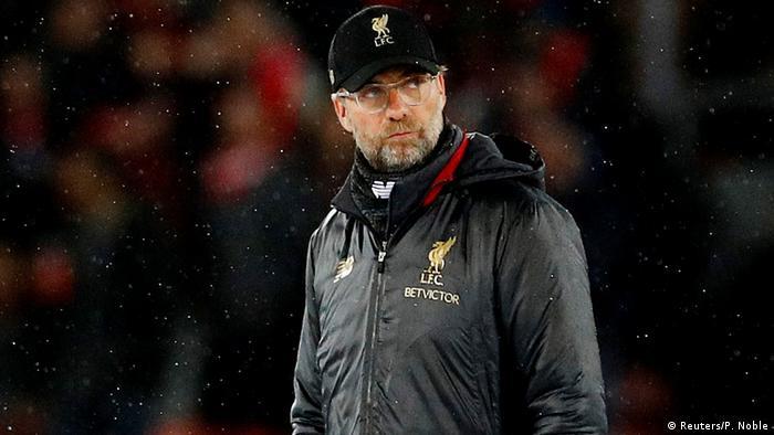 Fußball Champions League - Liverpool vs Bayern München (Reuters/P. Noble)