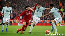 Fußball Champions League - Liverpool - Bayern München