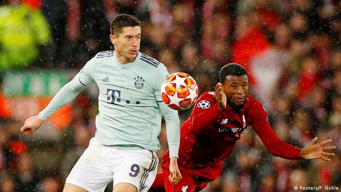 Fußball Champions League - Liverpool - Bayern München (Reuters/P. Noble)