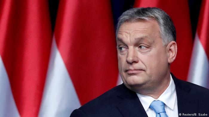 Viktor Orban (Reuters/B. Szabo)