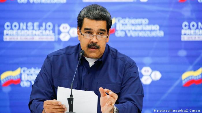 El Deutsche Bank habría liquidado un swap de oro venezolano recibido por un préstamo en efectivo de 750 millones de US$ que otorgó en 2016 a ese país. Venezuela aún está definiendo su estrategia al respecto, según la Asamble Nacional. (6.06.2019).
