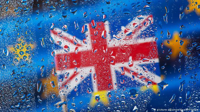 Symbolbild Brexit (picture-alliance/dpa/A.Franke)