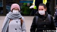 Serbien | Grippewelle
