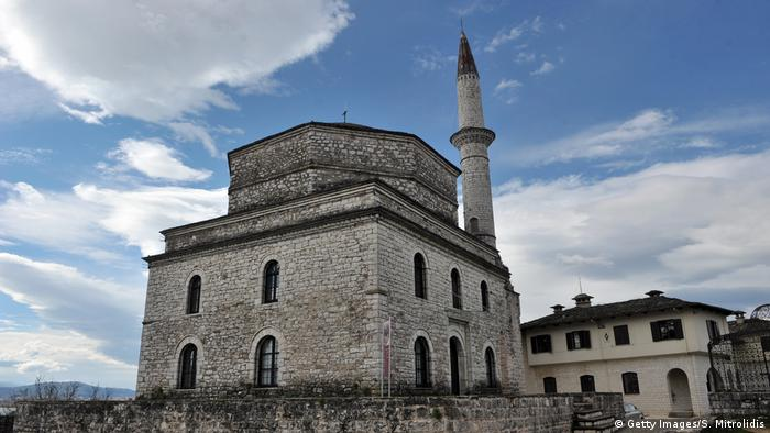 Griechenland Fethiye Moschee (Getty Images/S. Mitrolidis)