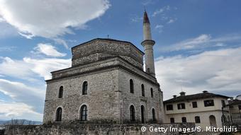To Φετιχιέ Τζαμί στην ακρόπολη του Ιτς Καλέ, στο κάστρο των Ιωαννίνων