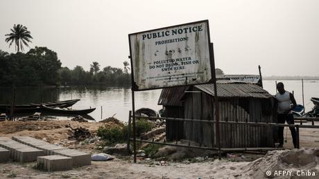<div>Shell's Niger Delta cleanup: Ogoniland's uncertain future</div>