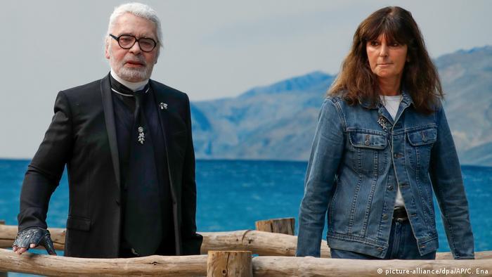 Chanel: Virginie Viard soll Lagerfeld nachfolgen