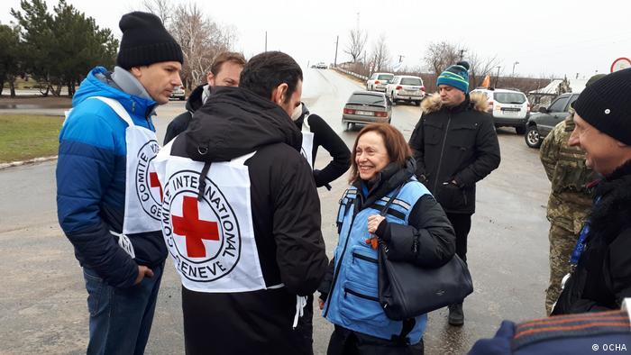 Оснат Лубрани в Украине (11.12.2018)