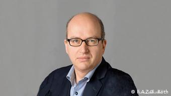 Редактор Frankfurter Allgemeine Zeitung Альфонс Кайзер