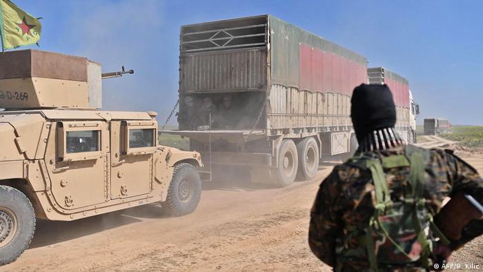 نیروهای دمکراتیک کرد ۱۵۰ عراقی عضو داعش را تحویل بغداد دادند