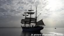 Deutschland | Gorch Fock (picture-alliance/dpa/C. Rehder)