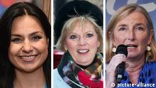 Heidi Allen, Anna Soubry and Sarah Wollaston (picture-alliance)