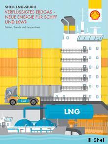 Обложка доклада Shell о перспективах СПГ