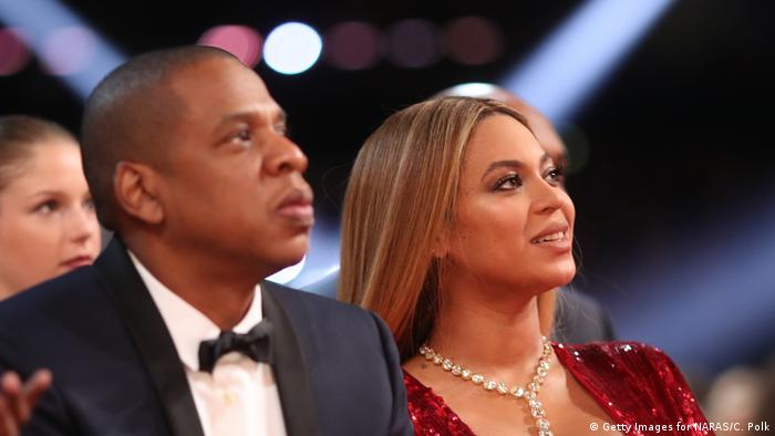 BRIT Awards 2019 Jay Z and Beyonce