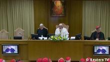 Vatikan Gipfel zum Thema sexueller Missbrauch in der Kirche