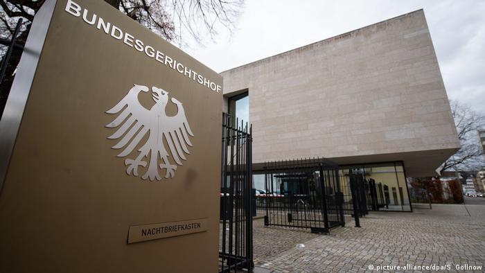 Karlsruhe - Bundesgerichtshof