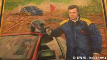 Bilder und Tiere in der Residenz des ehemaligen Präsidenten der Ukraine Wiktor Janukowytsch