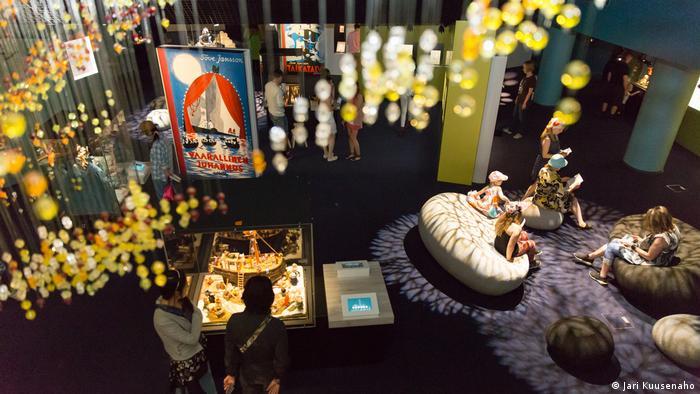 Moomin Museum in Finland