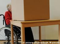 """Behindertenbeauftragter: """"Wählen zu dürfen, ist zentral für unsere Demokratie"""""""