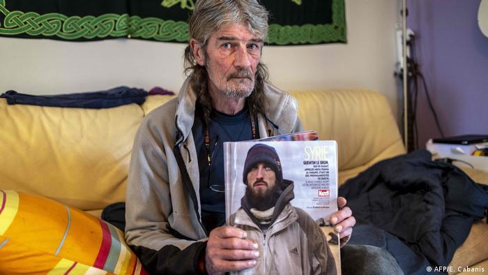 Frankreich Vater eines inhaftierten IS-Kämpfers in Syrien