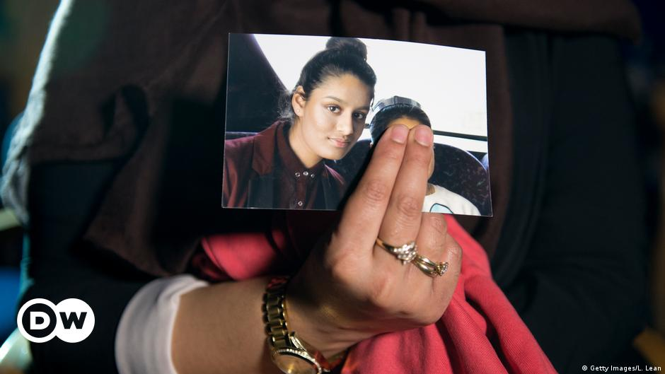 Shamima Begum: 'IS bride' can not return to United Kingdom, court rules